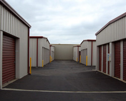Self-Storage facility