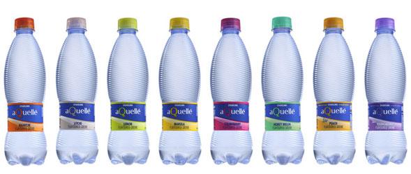 aquelle flavoured water