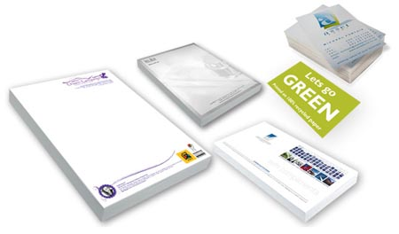 Asset Print For Stationery